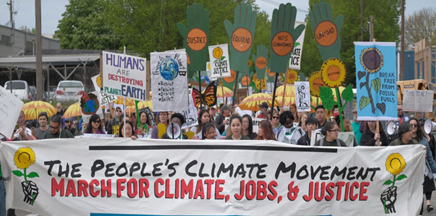 Achieving A Just Transition: Why Climate Justice is A Key Part of Climate Action