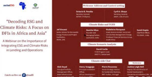 Decoding ESG and Climate Risks
